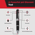 Spy Camera Pen 32GB Memory with Voice and Video Recorder