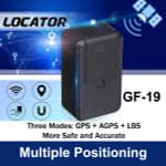 Spy GPS Tracker APP Remote Control Strong Magnetic Live Tracking Device