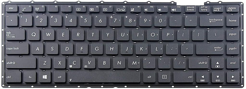 Keyboard for ASUS Laptop D451 D451V X450J K450J F450VC F450J A450V X450 X45ZC | Sale Market BD