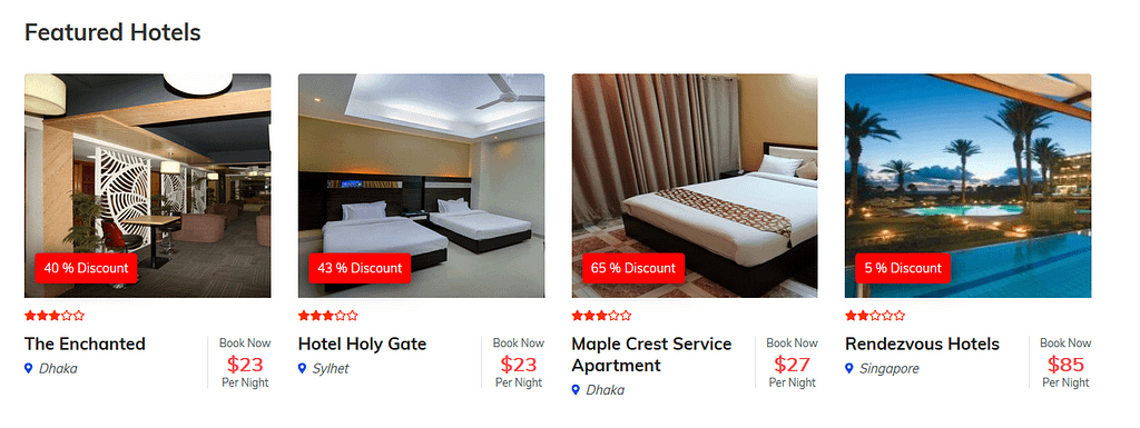 The Best Online Booking System In Bangladesh | Sale Market BD