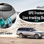 Mini GPS Tracker Live Tracking Device with Voice Monitoring System