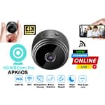Spy Camera 4K Wifi IP Camera A9 Mini Night Vision Home Security Camcorder
