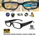Spy Camera Digital Eyewear Glass Cam Video with Voice Recorder
