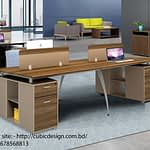 Modern Office Desk (W.D-001)