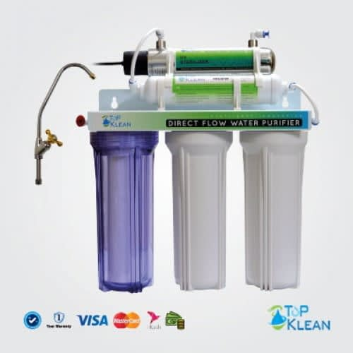 Topclean 5 Stage UV water purifier | Sale Market BD