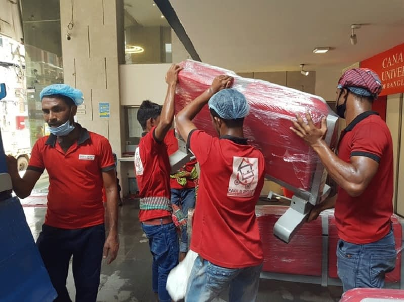 House Shifting Services in Bangladesh | Sale Market BD