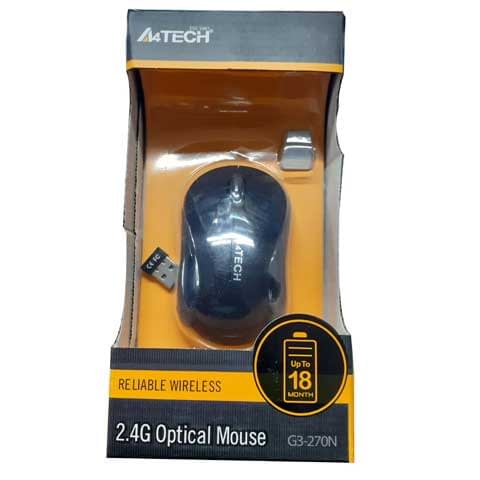A4 TECK 4G Optical Mouse | Sale Market BD