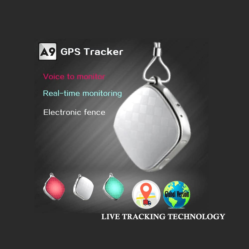 GPS Tracker Live Magnetic APP Control with Voice Callback Recording System Device GF-09 | Sale Market BD