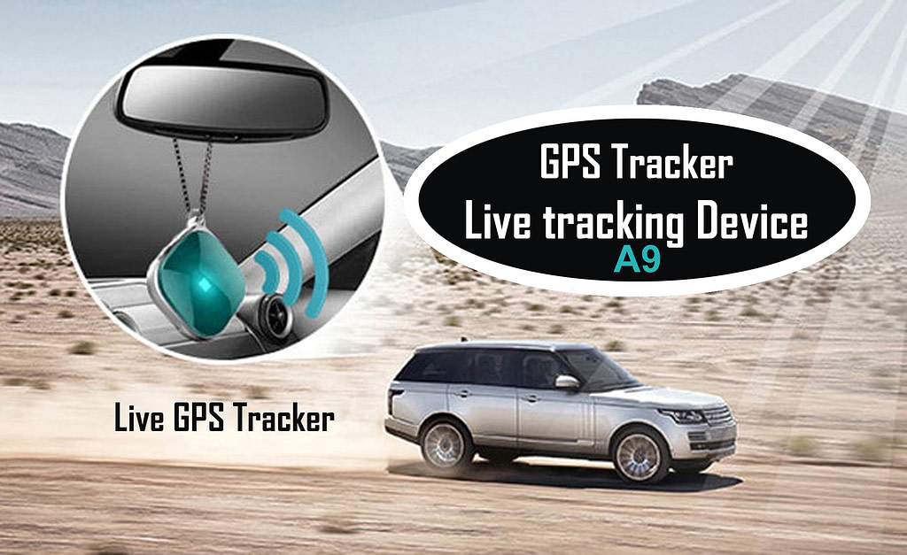 GPS Tracker Mini Live Tracking Device with Voice Monitoring | Sale Market BD