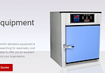 Laboratory Muffle Furnace Rectangular Manufacturer Supplier India | Sale Market BD