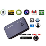 Spy Camera 4K Powerbank H8 Live Wifi IP Cam Video with Voice Recorder | Sale Market BD