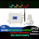 Network Booster GSM 900 Mhz 2G 3G 4G Mobile Phone Signal Repeater | Sale Market BD