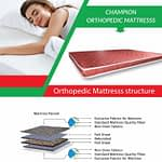 Champion Comfort Mattress (78x48x4) inc