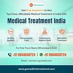 Get the Best Cardiology Treatment in India - GoMedii International