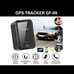 GPS Tracker Live Magnetic APP Control with Voice Callback Recording System Device GF-09