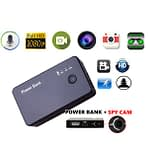 Spy Camera 4K Live Wifi IP Camera Video with Voice Recorder H11 Powerbank | Sale Market BD