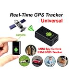 GPS Tracker GSM MMS Video Photo Transmit Camera Audio Listening Bug GF08