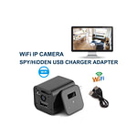 Spy Camera HD Charger Wifi IP Cam Voice with Video Recorder