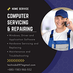 Computer Home Service in Dhaka