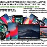 Verified Wholesale suppliers Original Apple iPhone and Samsung Galaxy